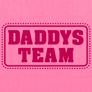 Daddys team (1c) Bags & backpacks - Tote Bag