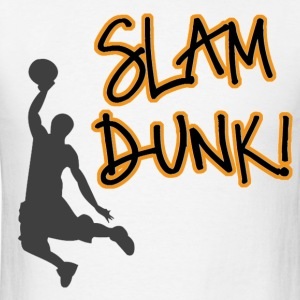 Slam Dunk - Men's T-Shirt