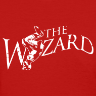 Design ~ The Wizard - Ozzie Smith Womens Shirt