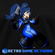 Design ~ RGN Mascot Regina T-Shirt (Ladies)
