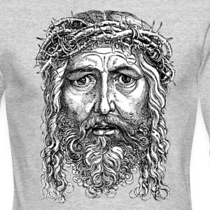 Jesus - Men's Long Sleeve T-Shirt by Next Level