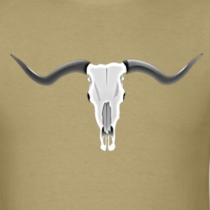 Longhorn - Men's T-Shirt