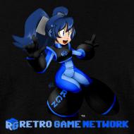 Design ~ RGN Mascot Regina T-Shirt (Mens)