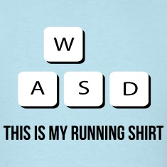 This Is My Running Shirt