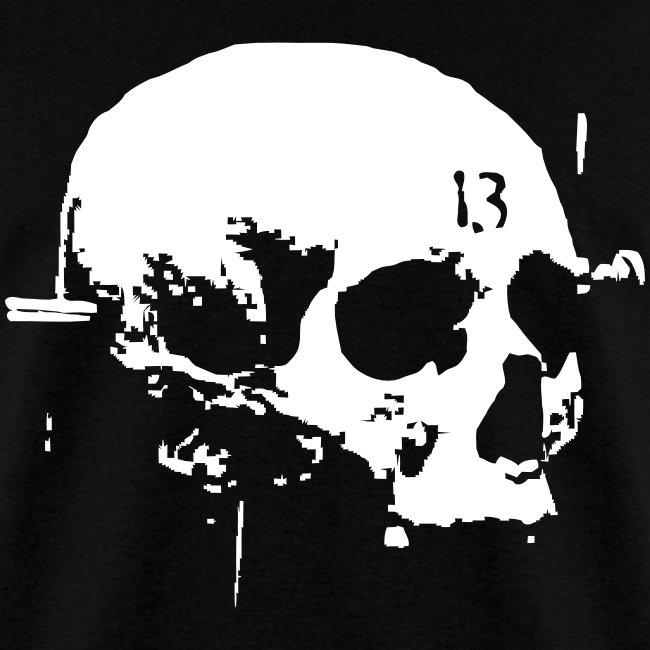 large c13 skull