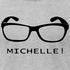 michelle T-Shirts - Men's T-Shirt by American Apparel