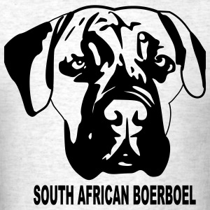Boerboel head T-Shirts - Men's T-Shirt