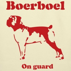 Boerboel on guard Bags & backpacks - Eco-Friendly Cotton Tote