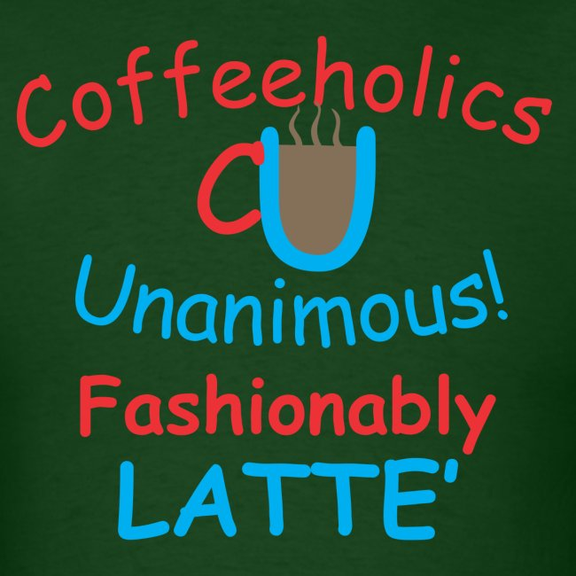 CU fashionably latte'