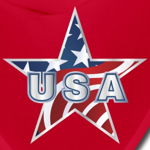 USA Star - Bandana
