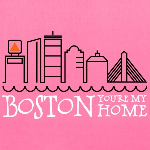 Boston, You're My Home Bags & backpacks - Tote Bag