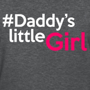 daddys little girl - Women's T-Shirt