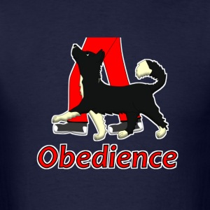 obedience 2 T-Shirts - Men's T-Shirt