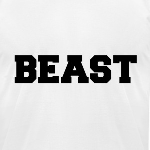 Beast T-Shirt - Men's T-Shirt by American Apparel
