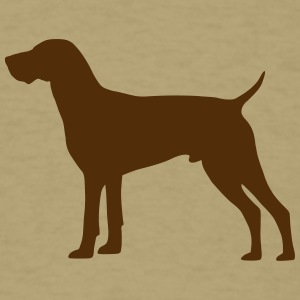 German Shorthaired Pointer - Men's T-Shirt