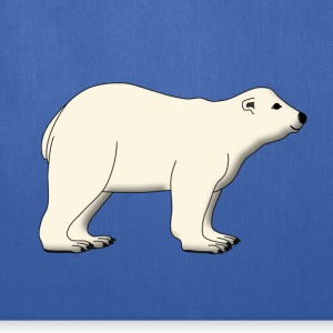 Polar Bear Bags & backpacks - Tote Bag
