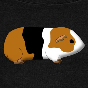 guinea pigs Long Sleeve Shirts - Women's Wideneck Sweatshirt