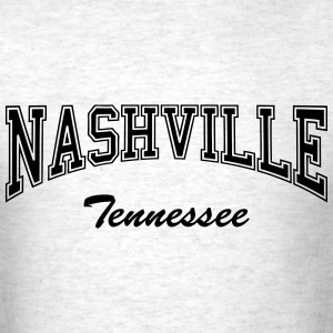 Nashville tennessee T-Shirts - Men's T-Shirt