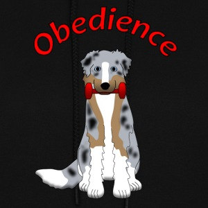 obedience_apportl_as Hoodies - Women's Hoodie