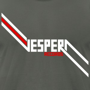 Vespera Records T-Shirt - Men's T-Shirt by American Apparel
