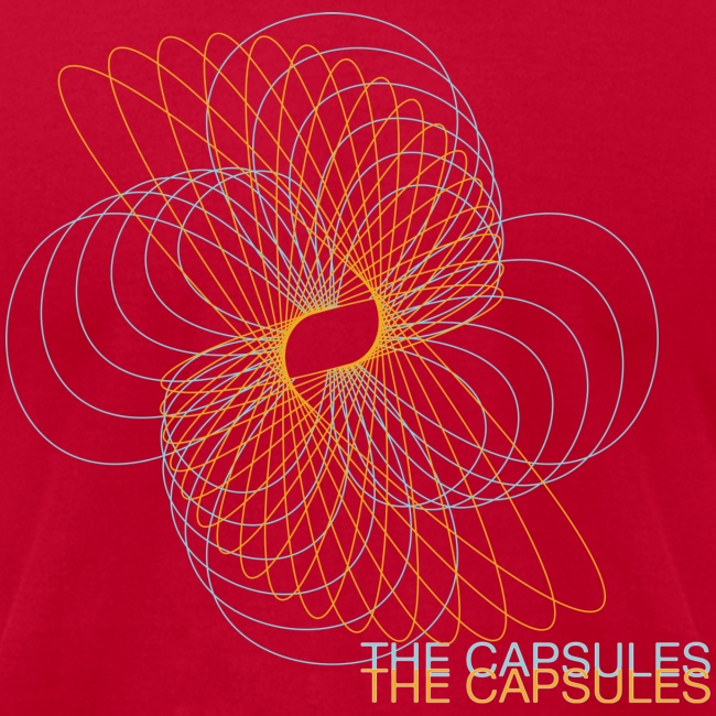 b32439a93 The Capsules - On Demand T-Shirt Shop | Spiral T-Shirt - AA - Brown ...