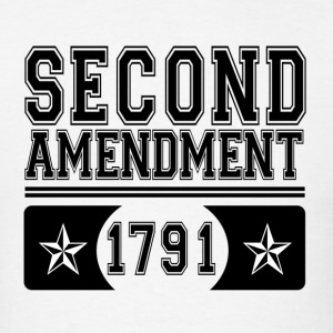 second-amendment.png T-Shirts - Men's T-Shirt
