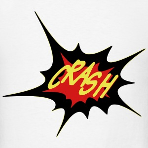 Crash! T-Shirts - Men's T-Shirt