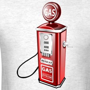 Gas Pump - Men's T-Shirt