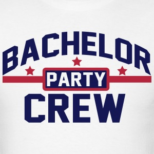 Bachelor Party Crew T-Shirts - Men's T-Shirt
