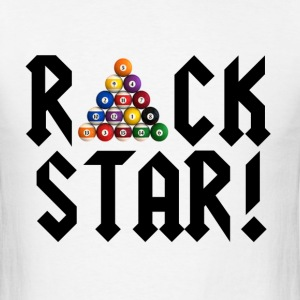 Rack Star - Men's T-Shirt