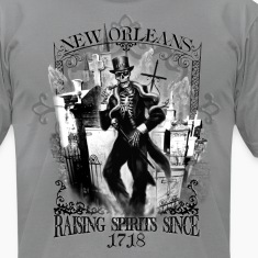 Haunted New Orleans T-shirt