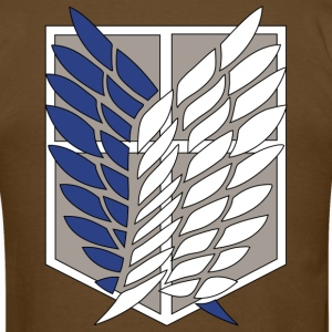 Survey Corps T-Shirts - Men's T-Shirt