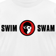 Design ~ SwimSwam Classic Men's American Apparel (White)