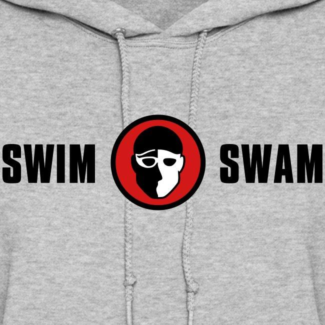 SwimSwam Classic Women's Hoodie (Grey)