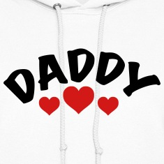 Daddy / i love my dad / father 2c Hoodies