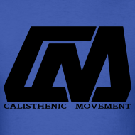 Design ~ Cali Move Front black men