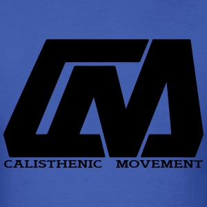 Cali Move Front black - Men's T-Shirt