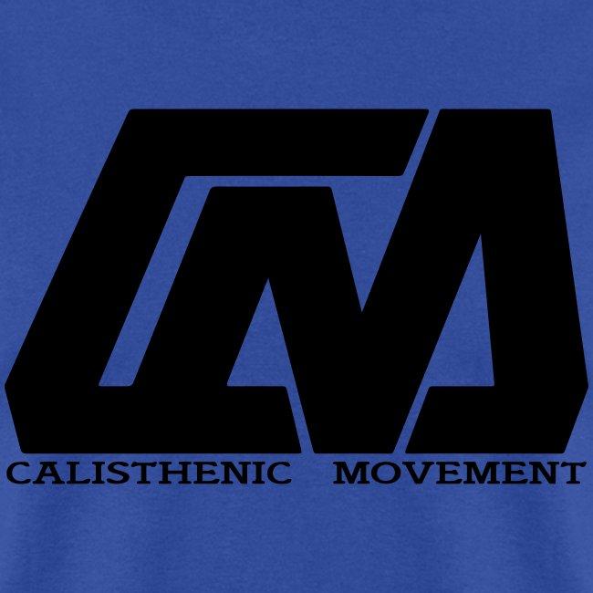 Cali Move Front black men