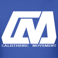 Design ~ Cali Move Front white men