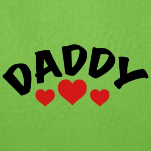 Daddy / i love my dad / father 2c Bags & backpacks - Tote Bag