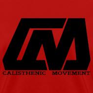 Design ~ Cali Move Front black women