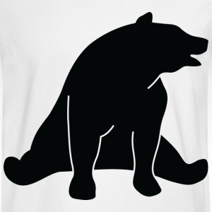 Bear (dd)++2013 Long Sleeve Shirts - Men's Long Sleeve T-Shirt