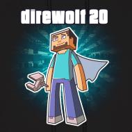 Design ~ Direwolf20 FullAvatar Hoodie