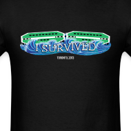Design ~ Men's I Survived
