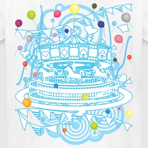 Carousel - Kids' T-Shirt