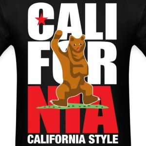 California Style - Men's T-Shirt