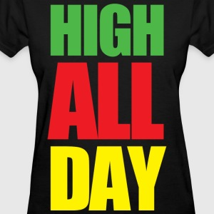 High All Day - Women's T-Shirt
