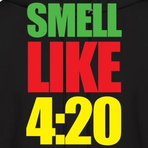 Smell Like 4:20 - Men's Hoodie