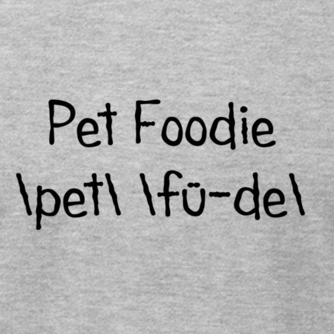 Pet Foodie