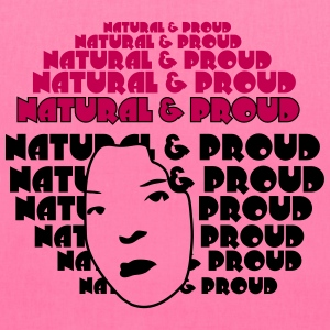 Natural & Proud Bags & backpacks - Tote Bag